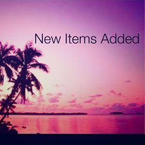 **NEW ITEMS RECENTLY ADDED**